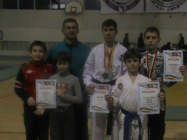 Campionatul National la Taekwon-Do 2013